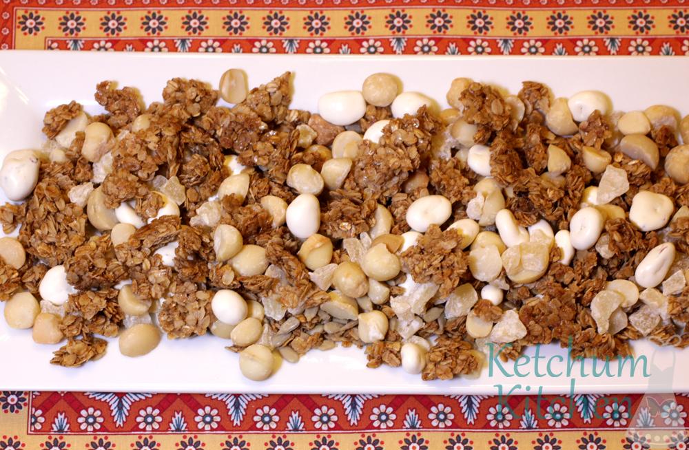 hawaiian granola